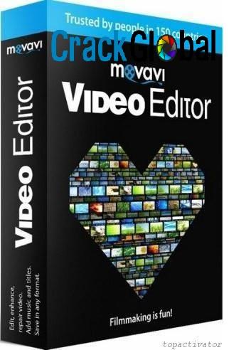 Movavi Video Editor Crack 20.20+ Activation Key 2020