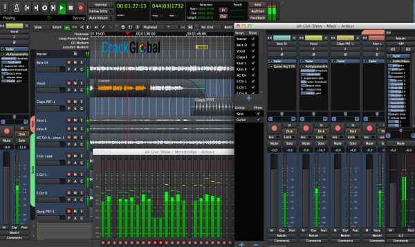 MixPad Crack 7.05 + Registration Code Latest Version 2021
