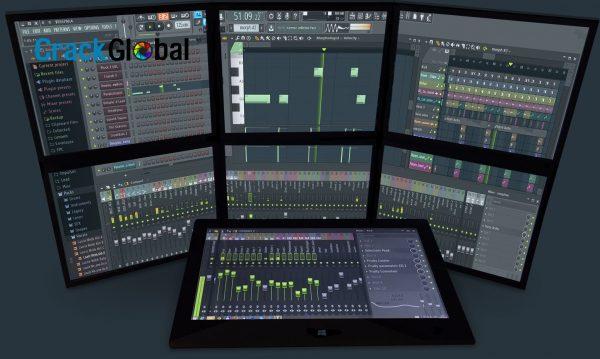 FL Studio Crack 20.7.3.1987 + Serial Key Free Download 2021