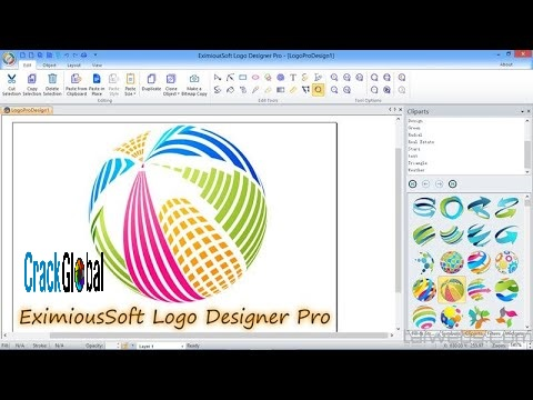EximiousSoft Logo Designer Pro Crack 3.92 With Latest Download 2021