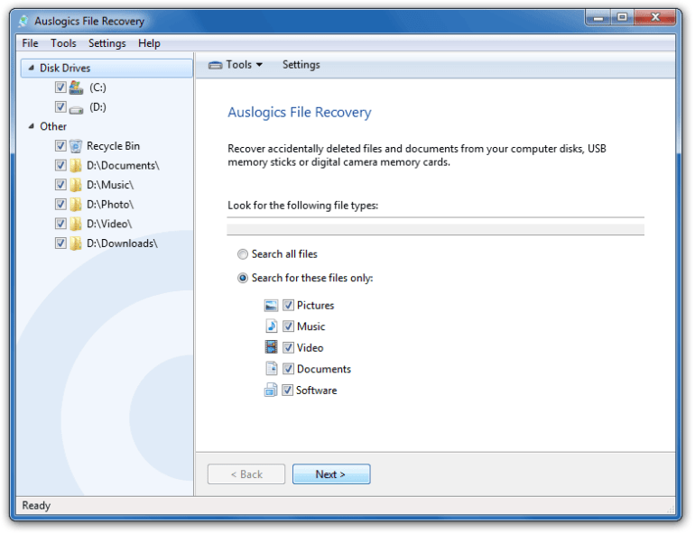 Auslogics File Recovery Crack 9.5.0.1 With Full Latest Download 2020