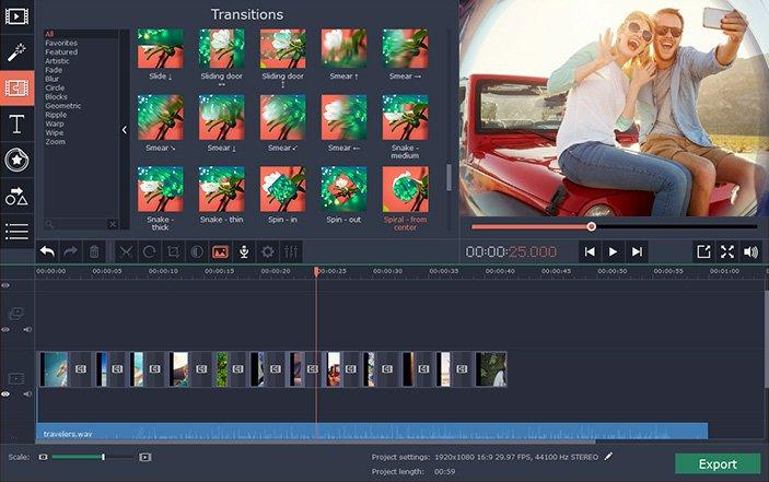 Movavi Video Editor Crack 21.0.0 + Activation Key Free Download 2021