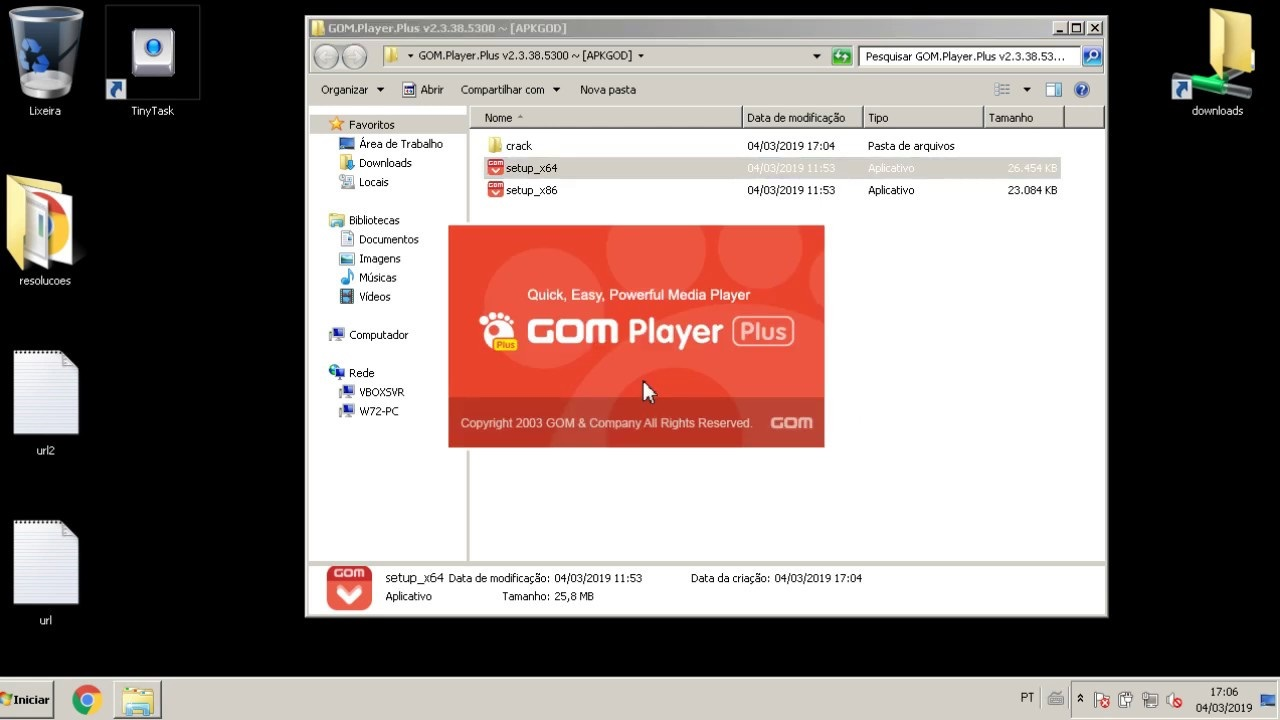 GOM Player Plus Crack 2.3.55.5319 Full Latest Download 2020