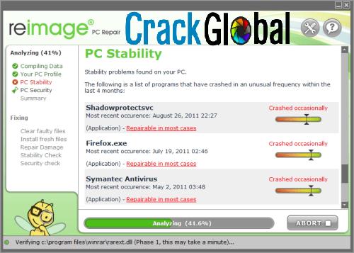 Reimage PC Repair Crack + License Key Free Download 2021
