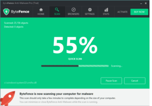 ByteFence Crack 5.7.0.0 License Key Free Download 2021