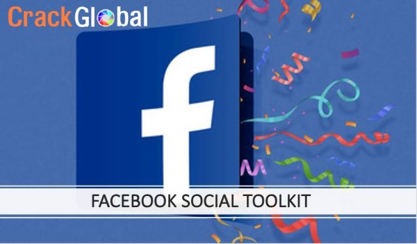 Facebook Social Toolkit Crack 4.1.3 +License Key Free Download 2020