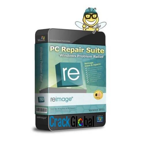 Reimage PC Repair Crack + License Key Free Download 2020
