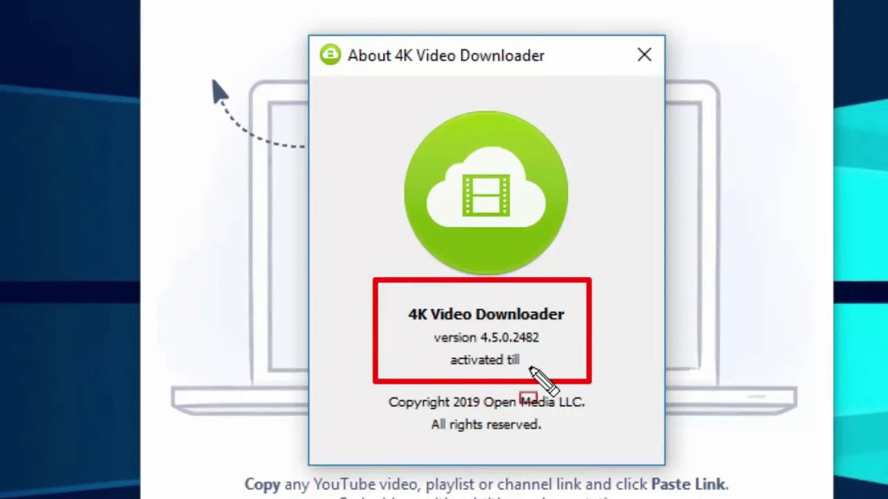 4K Video Downloader Crack 4.13.0.3800 + License Key Latest 2020