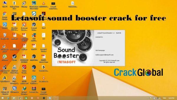 Letasoft Sound Booster Crack 1.11.0.514 + License Key Full [Latest] 2021