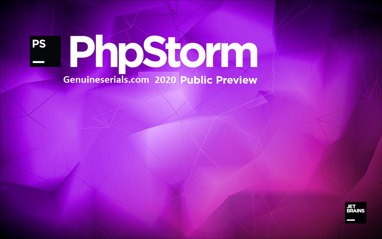 JetBrains PhpStorm Crack 2020.2.1 License Key Free Download