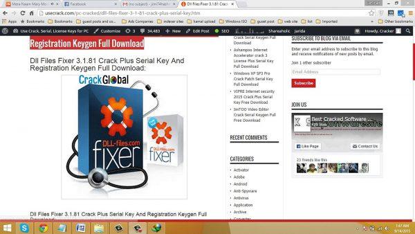 DLL Files Fixer Crack + Serial Key Free Download 2020