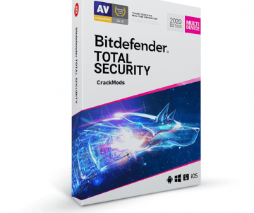 Bitdefender Total Security Crack 2020 Activation Code Latest