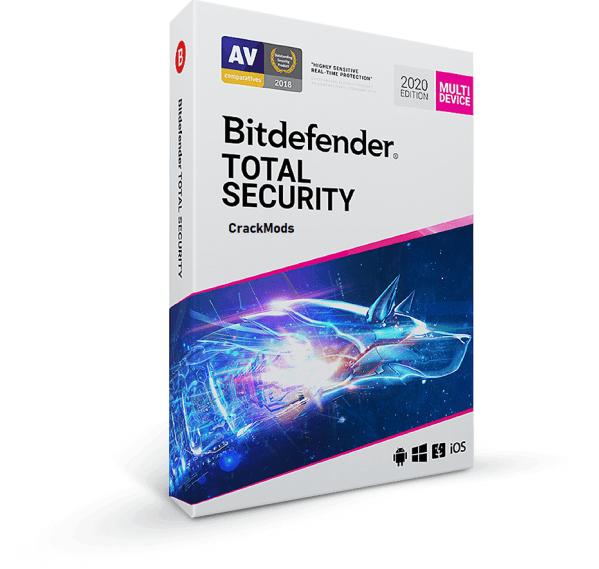 Bitdefender Total Security Crack 2020 Activation Code Latest