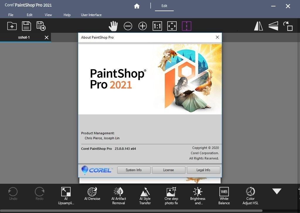 Corel PaintShop Pro Crack 2021 v23.0.0.143 With {Latest}