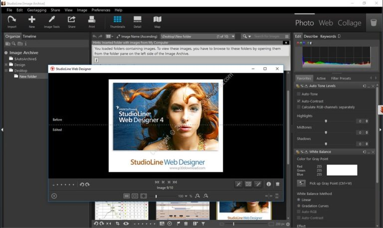 StudioLine Web Designer Crack 4.2.55 + Keygen Free Download [Latest]
