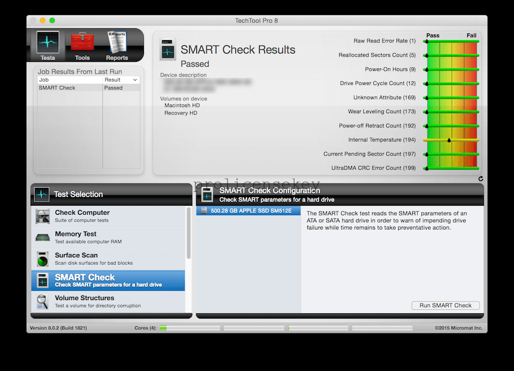TechTool Pro Crack 14.0.1 + Serial Number Free Download 2021 [Latest]
