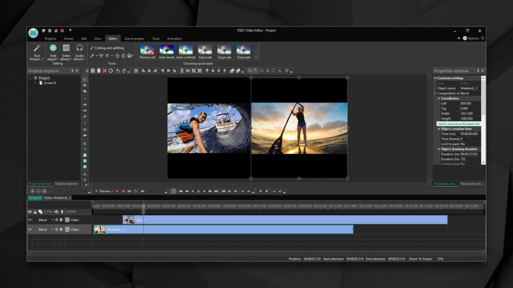 VSDC Video Editor Pro Crack 6.6.5.269 + Serial Key Free Download 2021