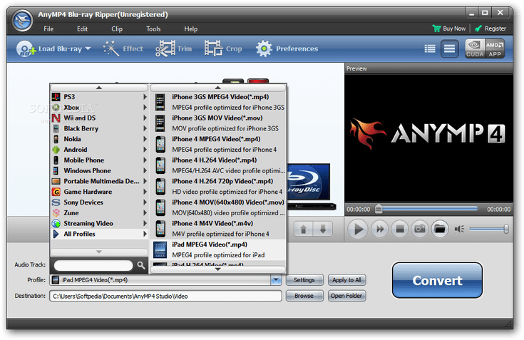 AnyMP4 Blu-ray Copy Platinum Crack 7.2.87 With Free Download [ Latest ]