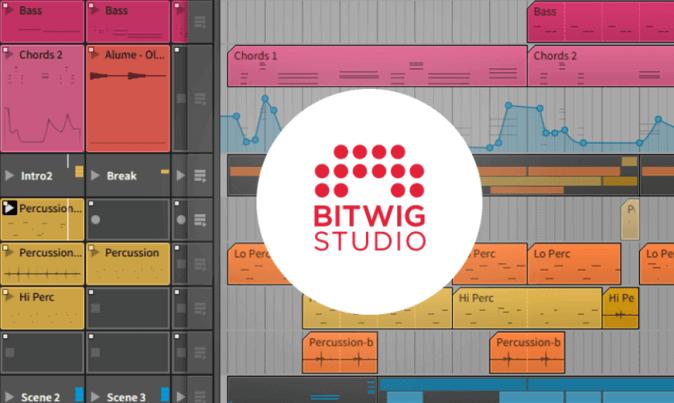 Bitwig Studio Crack 3.3+ Serial Key Full Torrent 2021