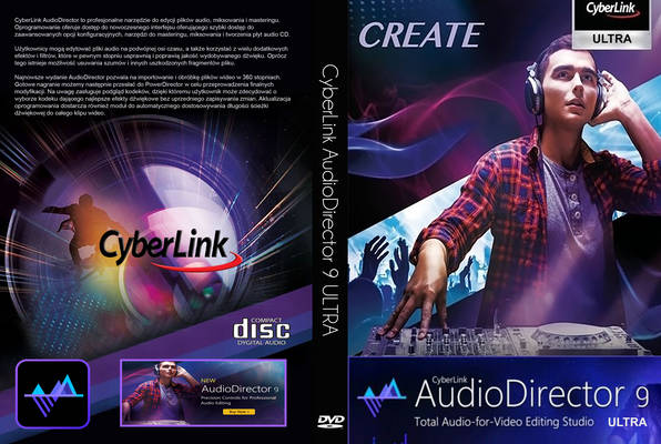 CyberLink AudioDirector Ultra Crack 11.0.2304.0 Full [Latest Version] 2021