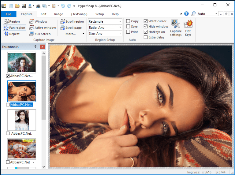 HyperSnap Crack 8.16.17 + Full License Key [Latest Version] 2021