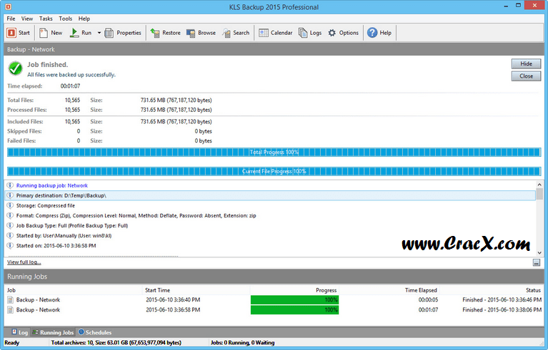KLS Backup Pro Crack 10.0.3.5 + Full [ Latest Version ] 2021
