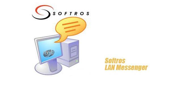 Softros LAN Messenger Crack 9.6.5 + License Key Latest 2021