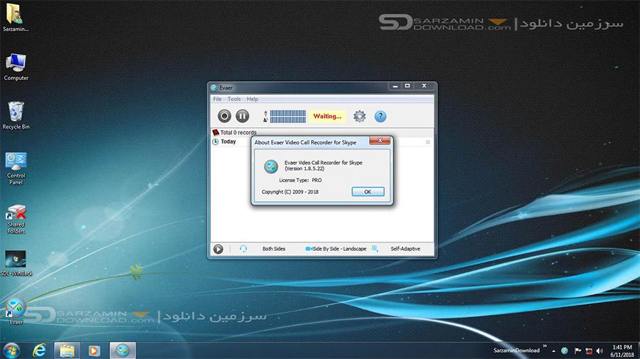 Evaer Video Recorder for Skype Crack 2.1.6.28 + Free Download 2021