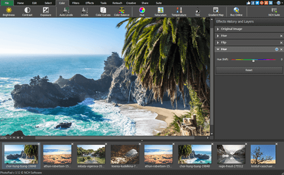 NCH PhotoPad Image Editor Pro Crack 6.74 + Free Download [latest Version]