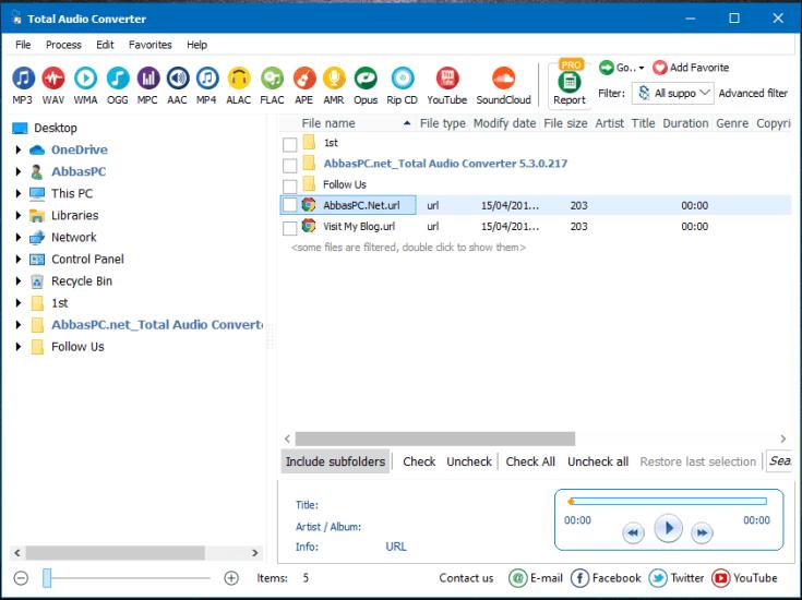 CoolUtils Total Audio Converter Crack 5.3.0.242 + Free Download