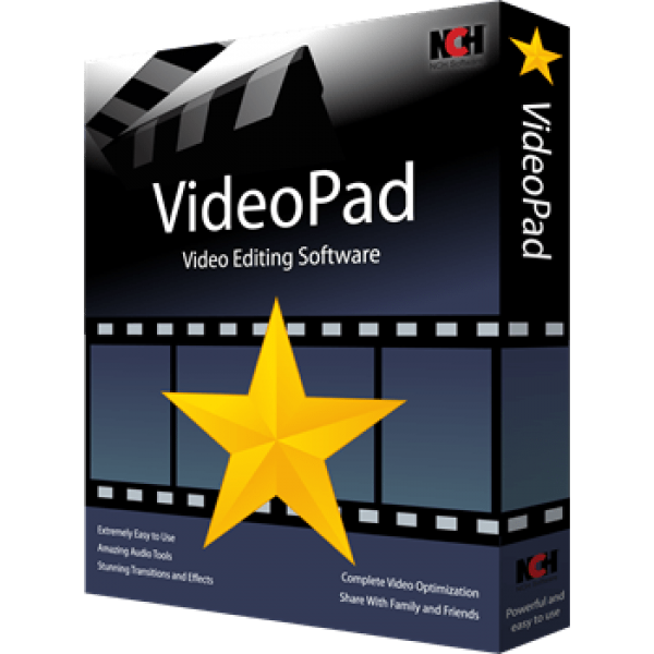 VideoPad Video Editor Pro Crack 10.06 + Free Download [Latest 2021] 1