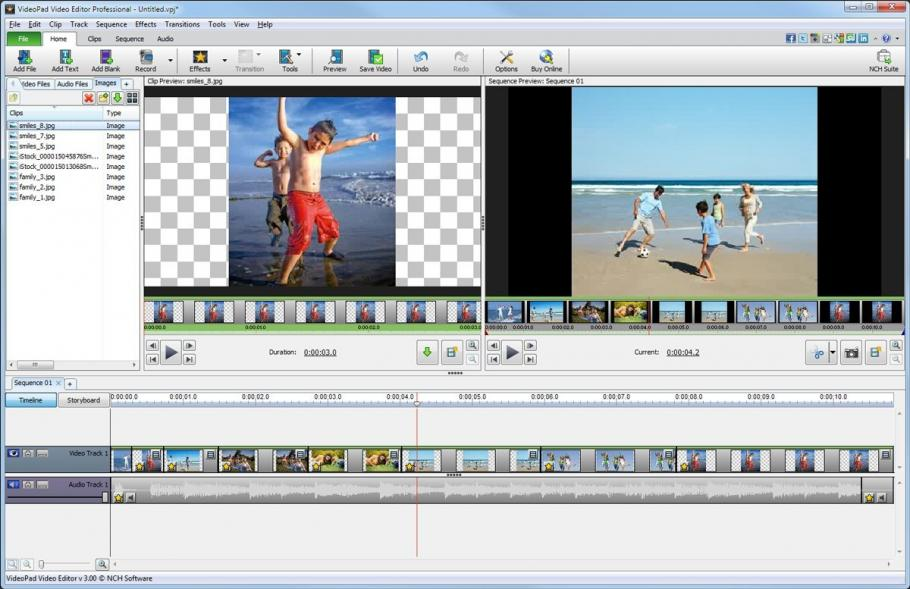 VideoPad Video Editor Pro Crack 8.91 + Free Download [Latest 2021]