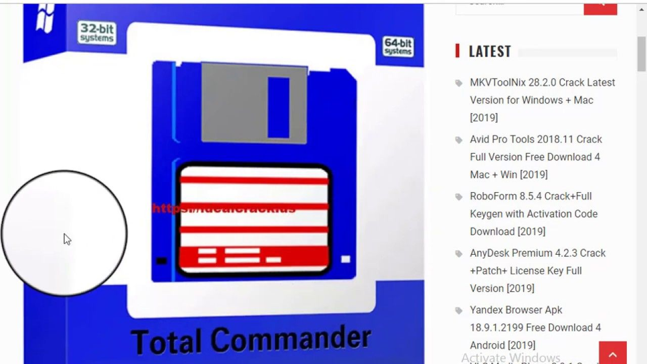 Total Commander Crack 9.51 With Activation Code Full Download [Latest Version]