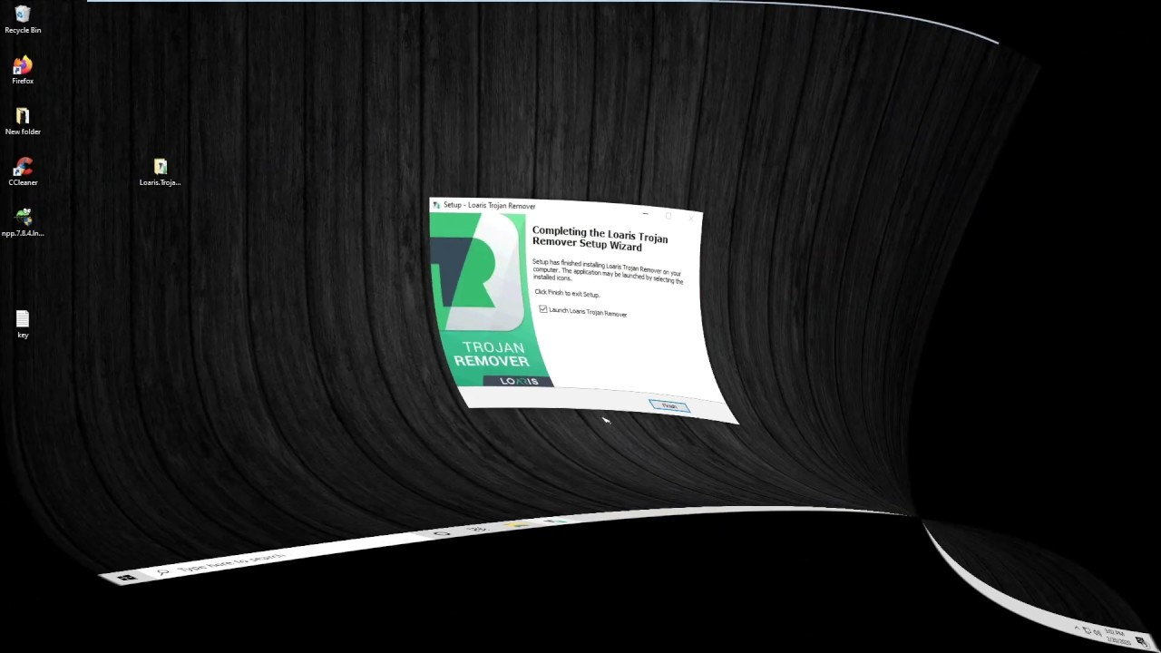Loaris Trojan Remover Crack 3.1.52.1557 + License Key Free download [Latest]