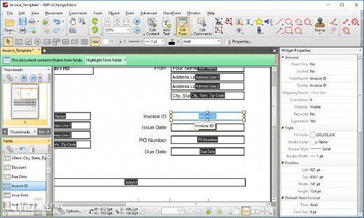 PDF-XChange Editor Plus Crack 9.0.354.0 + Full Download [Latest Version]