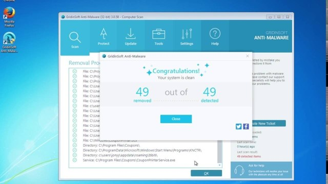 GridinSoft Anti-Malware Crack 4.1.74.5128 + Free Download [Latest Version]