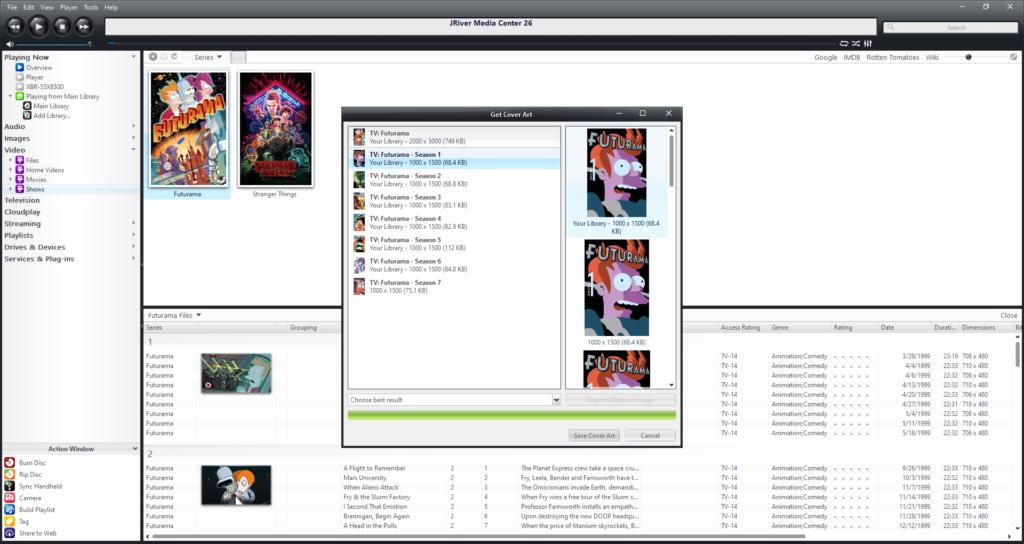 JRiver Media Center Crack 27.0.57 + Download [Latest]