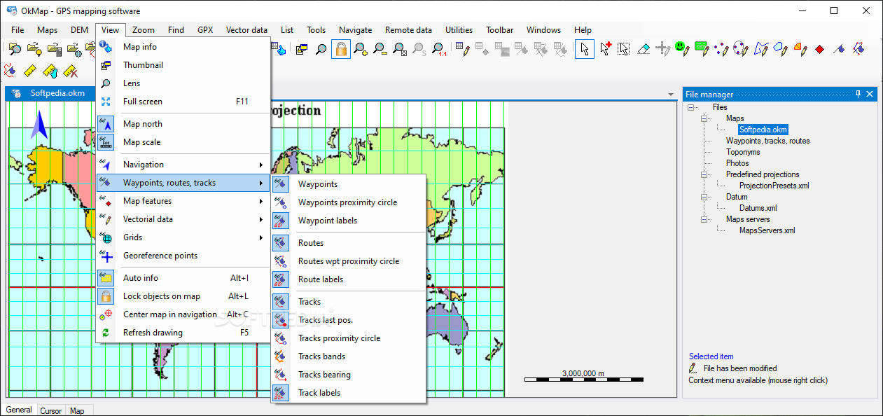 OkMap 15.5.0 + Crack [ Latest Version ] 2021 Free Download