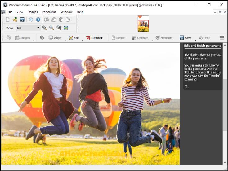 PanoramaStudio Pro Crack 3.5.7.327 + Free Download [Latest]