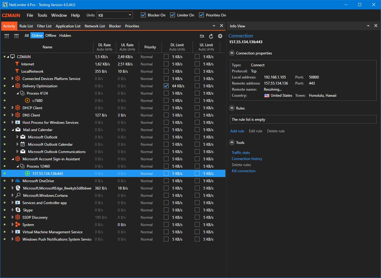 NetLimiter Pro Crack 4.1.5 Pro + Free Download [Latest Version]