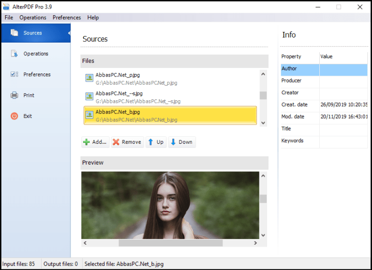 AlterPDF Pro Crack 5.1 + Free Downloading [ Latest Version ]