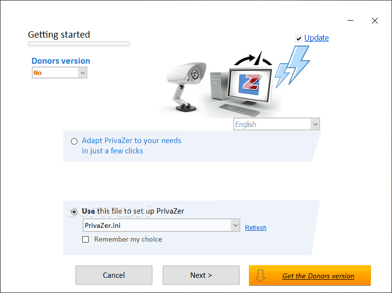 Goversoft Privazer Donors Crack 5.0.21 + Full Download [Latest] 2021