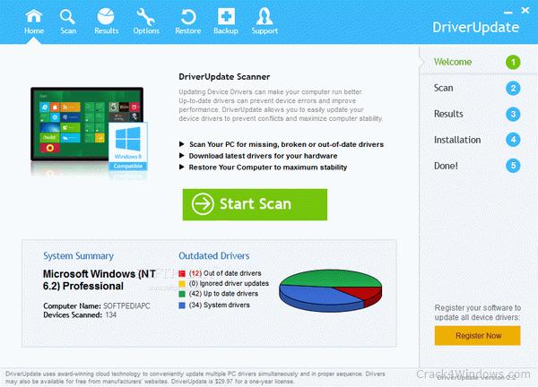 SlimWare DriverUpdate Crack 5.8.20.65 + Free Download [Latest Version]