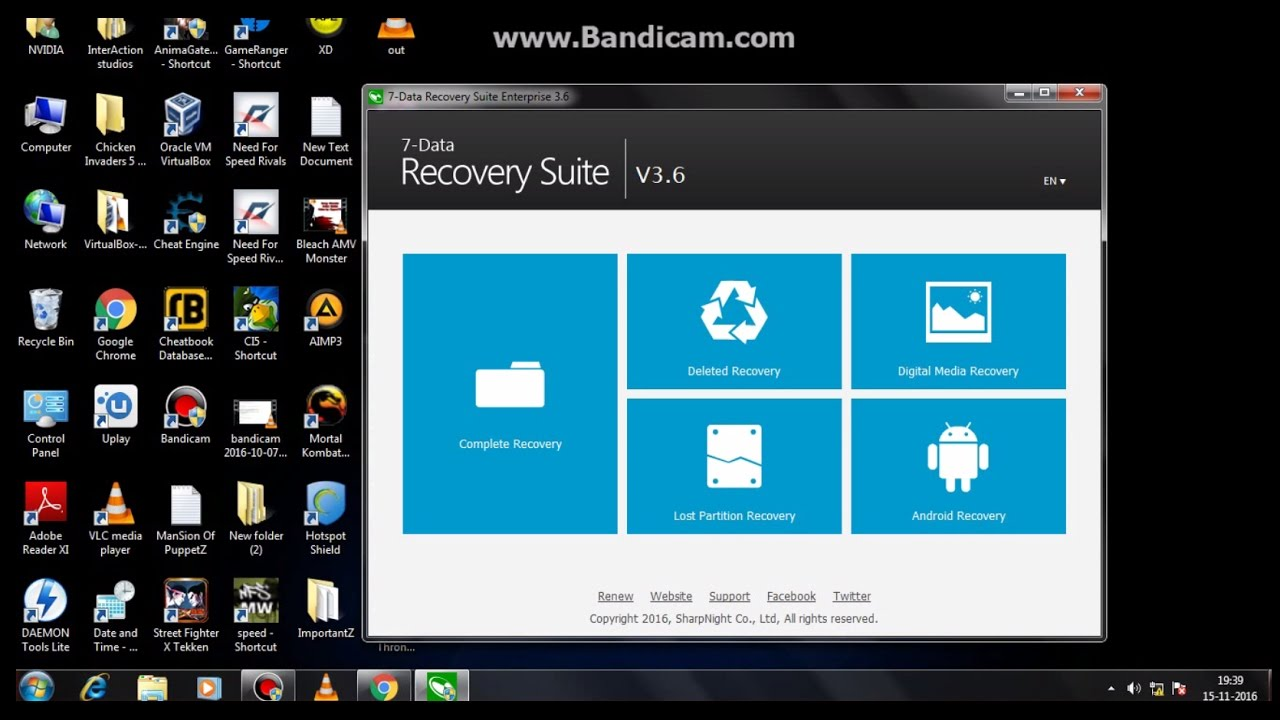 7-Data Recovery Crack 4.4 + Serial Key Free Download [Latest] 2021