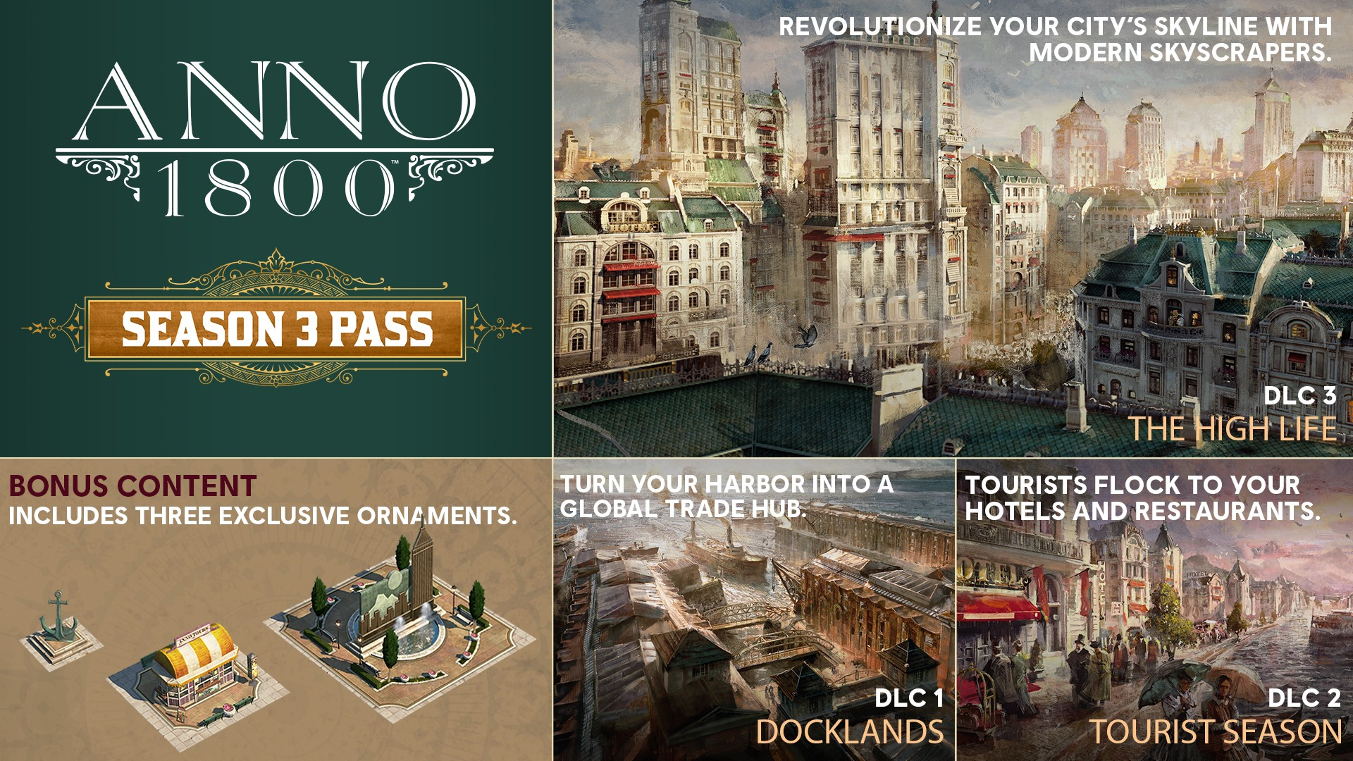 Anno 1800 Crack With Torrent Deluxe Latest Version Free 2021