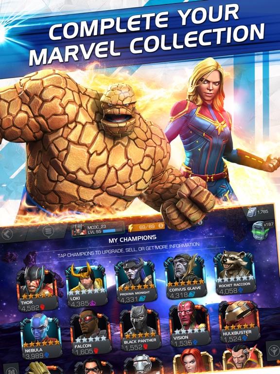 Marvel Contest of Champions Crack