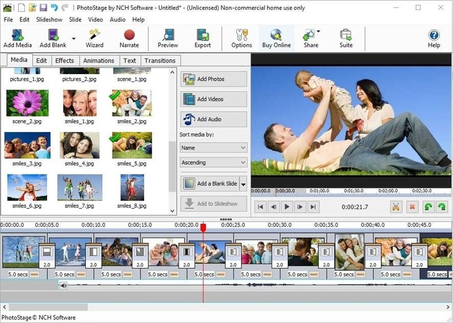 PhotoStage Slideshow Producer Pro Crack 8.47With Registration Code 2021 Full