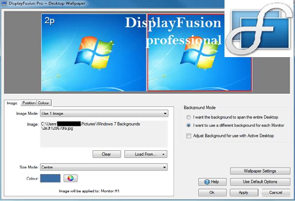DisplayFusion Crack 9.8 Keygen With License Key 2021 Free Download