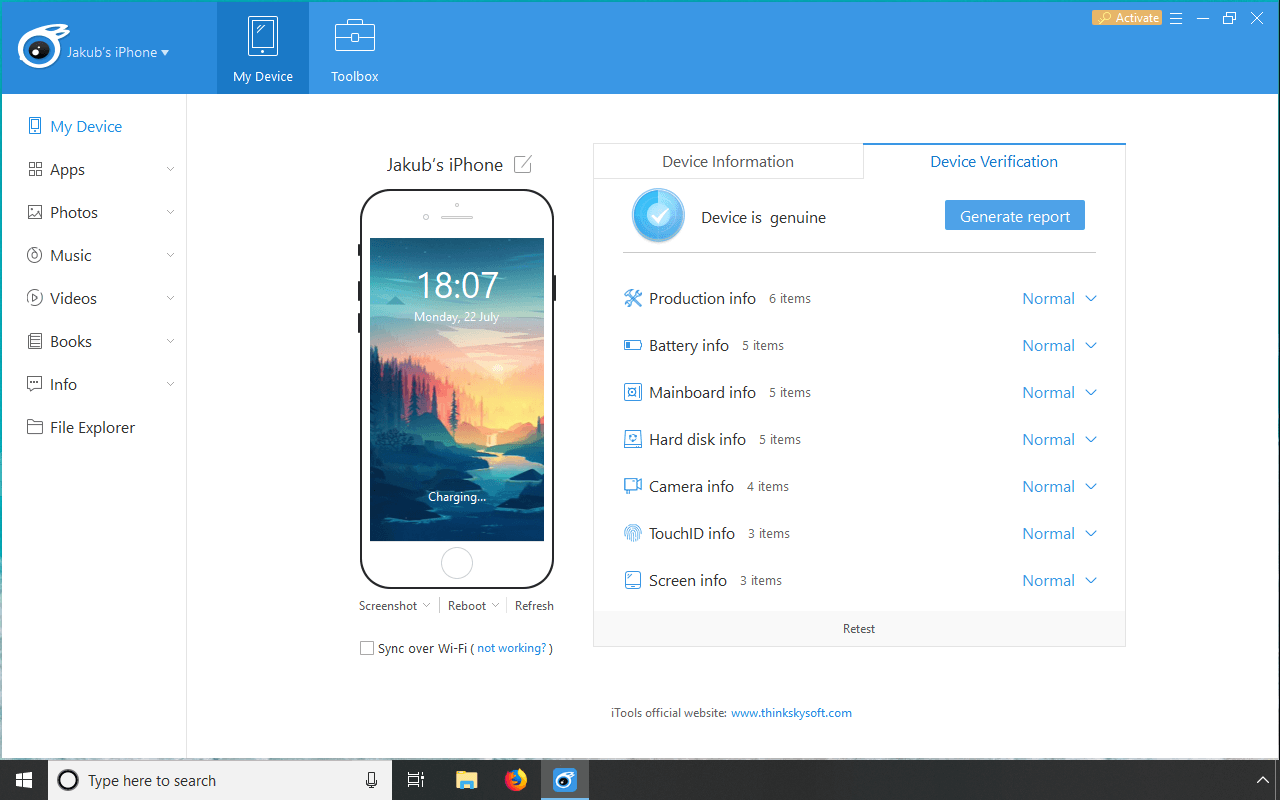 iTools Crack 4.5.0.6 With License Key Free Download 2021