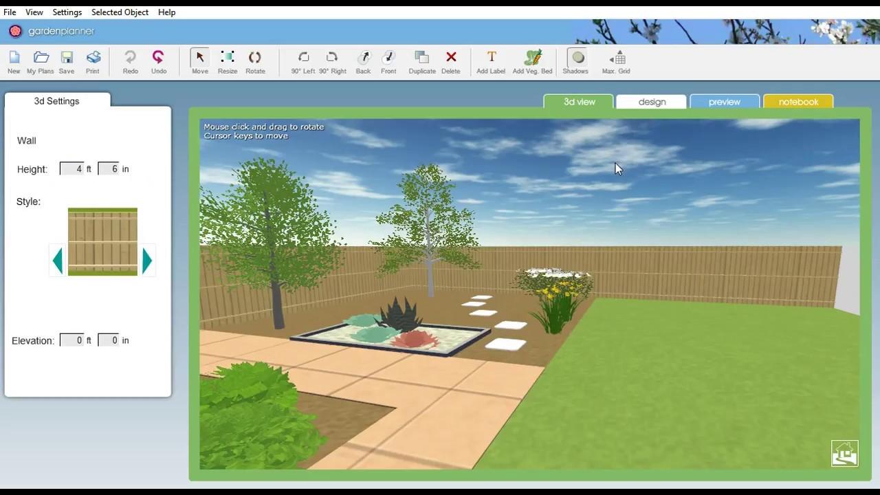 Garden Planner Crack 3.7.89 + Serial Key 2021 Full Latest
